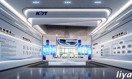 弘亚数控中心企业展厅